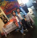 【イタすぎるセレブ達】ブリトニー・スピアーズ、息子2人の誕生日パーティを開く。