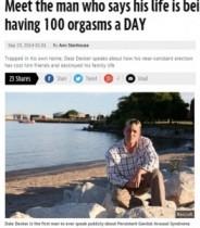 【海外発!Breaking News】1日100回のオーガズム。「持続性性喚起症候群は男にも起きる」と米男性。