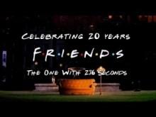 【イタすぎるセレブ達】『フレンズ』の名シーン満載! 初回放映から20年を記念し、236秒の動画が公開に。