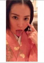【エンタがビタミン♪】市川由衣が大河ドラマの衣装で「あっかんべー」。鶴姫とのギャップに「歴史が変わったかも」