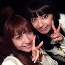 【エンタがビタミン♪】神田沙也加とmiwaが会食。珍しいツーショットに意外な反応。