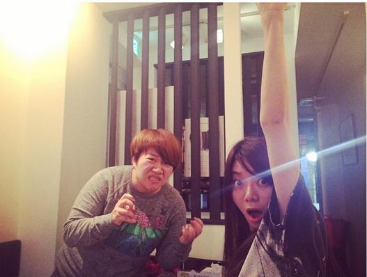 水川あさみが公開した「きもちがいい女達」。(画像はinstagram.com/mizukawa_asamiより)