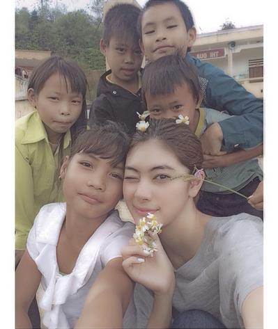 【エンタがビタミン♪】森星が初のベトナムで子どもたちと会う。「言葉の壁を乗り越えられた」と笑顔に。
