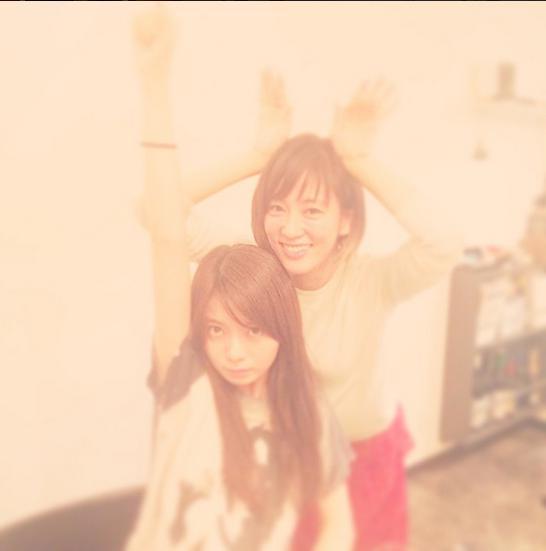 森カンナと水川あさみ。(画像はinstagram.com/kanna_moriより)