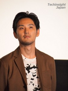 「まほろ」シリーズで行天役の松田龍平