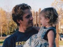 【イタすぎるセレブ達】故ポール・ウォーカーの愛娘、父の誕生日に「愛してる」とメッセージ。