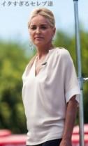 【イタすぎるセレブ達】シャロン・ストーン、「トンデモない我儘女優」と監督に暴露される。