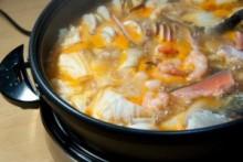 """【エンタがビタミン♪】美保純は経験あり。取り鉢の残り汁を鍋に戻して作る""""おじや""""は、アリ? ナシ?"""