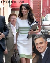 【イタすぎるセレブ達】ジョージ・クルーニーの妻、「最も影響力のあるロンドン市民」リストで女性トップに!