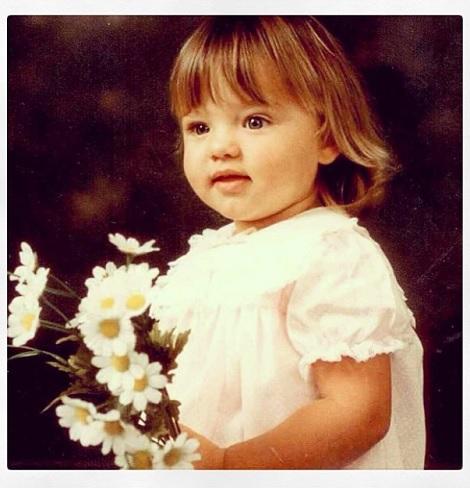 【イタすぎるセレブ達】この小さな女の子が、30年後には超人気のスーパーモデルに!
