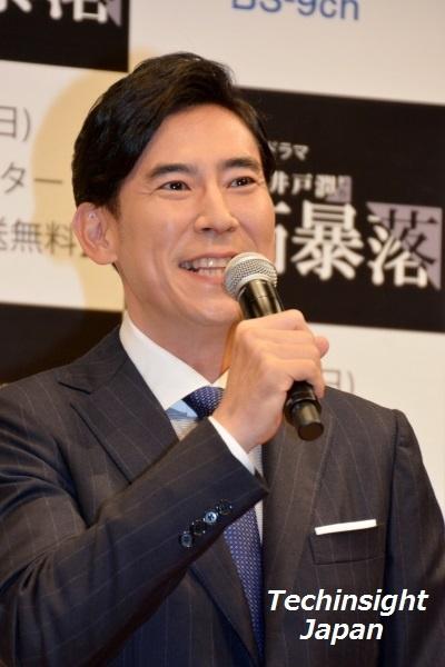 織田裕二の役者魂を絶賛 高嶋政伸