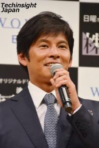 「やっときた!!」と嬉しそうに語る 織田裕二
