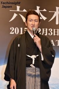 「歌舞伎の格好よさを若い人たちにアピールするには六本木がいいかな」中村獅童