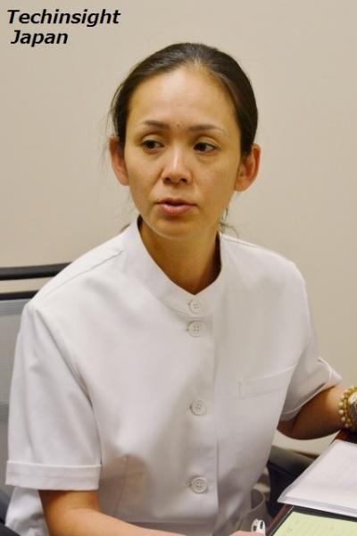 お話を伺った医師・高橋祐子先生