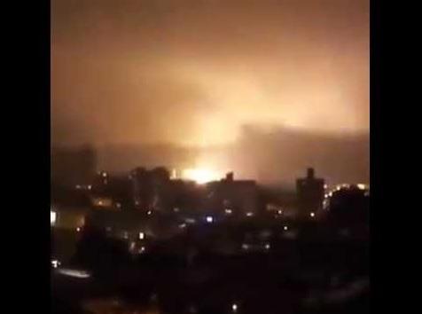 【海外発!Breaking News】オリオン座流星群が原因!? ブラジル・レシフェ市に隕石が落下。<動画あり>