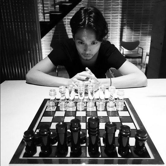 公式インスタグラムを始めた水嶋ヒロ。(画像はinstagram.com/hiro_mizushima_officialより)
