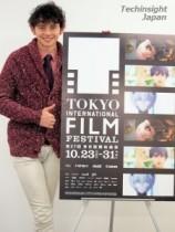 """【エンタがビタミン♪】ハリー杉山、「映画が僕に自信をくれた」「映画は究極の喜怒哀楽」。東京国際映画祭は「心を""""まっぱ""""にして観て」<ロングインタビュー>"""