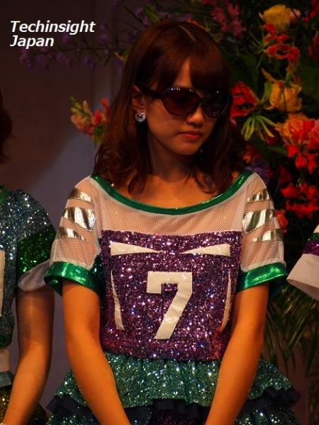 """【エンタがビタミン♪】AKB48""""サングラス選抜""""が登場! 渡辺麻友、横山由依、峯岸みなみ… 一番似合うのは誰?"""