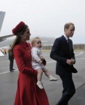 【イタすぎるセレブ達】ウィリアム王子夫妻、長男ジョージ王子を付け回すパパラッチに法的措置。