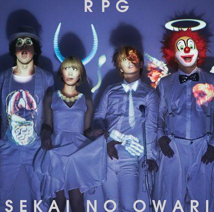SEKAI NO OWARI『RPG』