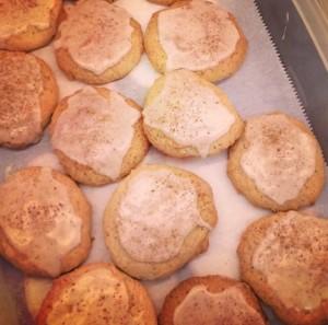 オフの時間にクッキーを焼くというテイラー・スウィフト(画像はinstagram.com/taylorswiftより)