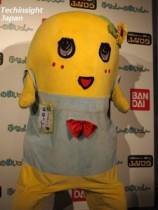 """【エンタがビタミン♪】""""阿川佐和子×ふなっしー""""のSWITCH、早くも再放送が決定! Eテレではなく総合テレビで。"""