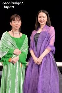 個性豊かな不思議キャラの2人の芝居は凄い 斉藤由貴と長澤まさみ