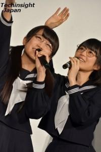 ちあきなおみの「喝采」を熱唱する秋元真夏と生田絵梨花