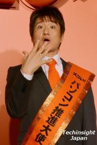 キャンペーンの「スゴい!」顔を披露した林修先生