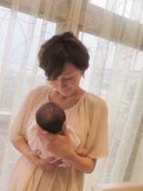 【エンタがビタミン♪】田丸麻紀が出産と新米ママとしての思い語る。「自分を追い込みすぎないように」