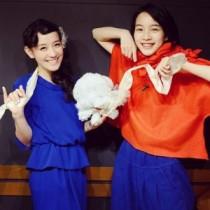 【エンタがビタミン♪】篠原ともえ&能年玲奈の仲良しツーショットに「姉妹みたい!」と反響。2人の共通点とは?