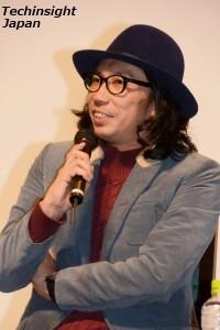 アジア映画への思いを語る行定勲監督