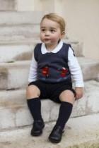 【イタすぎるセレブ達】ウィリアム王子に激似! 英王室、息子ジョージ王子の最新写真を公開。