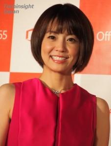 バラエティで活躍する元TBSアナの小林麻耶