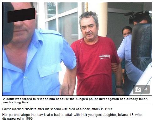 【海外発!Breaking News】妻と義妹を殺害、その肉を食べた男が保釈。近隣住民に戦慄走る。(ルーマニア)
