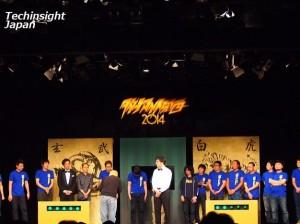 12月13日ダイナマイト関西15th Anniversary ~2014DVD発売記念大会~』より