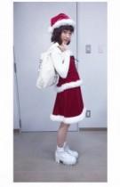 【エンタがビタミン♪】高橋愛がサンタ衣装でXmasの過ごし方悩む。「なーんも決まってないよー」