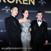 【イタすぎるセレブ達】アンジェリーナ・ジョリーの激ヤセ。『Unbroken』出演のMIYAVIがその理由を明かす。