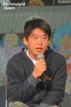 【エンタがビタミン♪】堀江貴文氏、出馬期待の声に「もう出ませんね」ときっぱり。