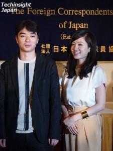 主演・染谷将太とヒロイン・前田敦子
