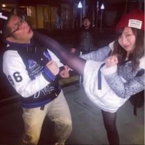 【エンタがビタミン♪】武田梨奈に「蹴られたい!」。俳優・松尾諭に男性ファンが嫉妬。