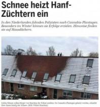 【海外発!Breaking News】「大麻を栽培している家は…」オランダの警察が見分け方を明かす。ただし冬限定。