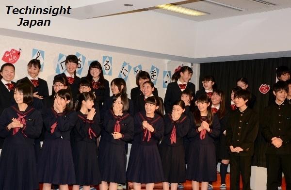新垣結衣らゲストの登場に大興奮する生徒たち