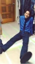 【エンタがビタミン♪】三浦翔平、モノマネで撮影現場を和ませる。「もっと見たい!」「何度も見ちゃう」とハマる人続出。