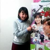 """【エンタがビタミン♪】狩野恵里アナが""""髪を切る""""。「もっと可愛くなった」と好評。"""