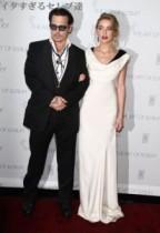 """【イタすぎるセレブ達】ジョニー・デップと結婚したアンバー・ハード。彼女の""""魅力""""はこんなところに。"""