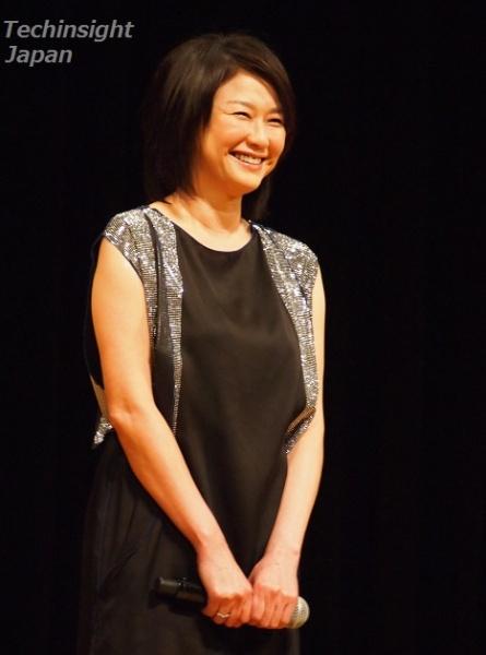 映画『ソロモンの偽証』で涼子の母親役の夏川結衣