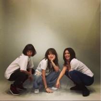【エンタがビタミン♪】梨花、佐田真由美、岩堀せりのスリーショットが「チャーリーズ・エンジェル」みたい。