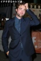 【イタすぎるセレブ達】ロバート・パティンソン、話題の官能映画と『トワイライト』の関係につきコメント。