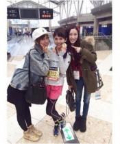【エンタがビタミン♪】水沢アリーの東京マラソン完走に菊地亜美、ソンミも感動。「ここまで頑張れるなんて!」